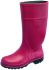 STØVEL PU LIGHT BOOT RED